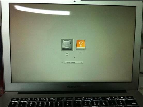 u大师给苹果电脑装win7win10系统